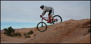 apts salt lake city: mountain bike