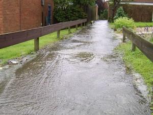Apts Salt Lake City: flooding