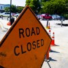 apts salt lake city: road closed