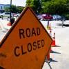 apts salt lake city: road closed