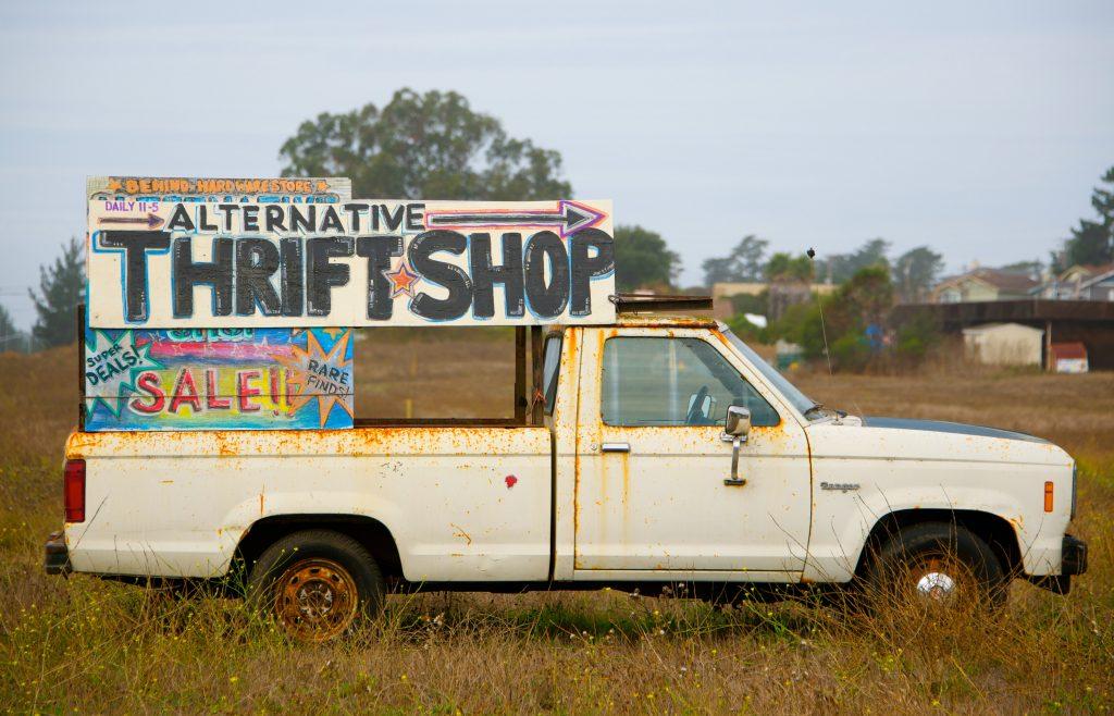 thrift shops in salt lake